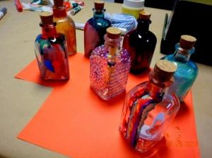 creativitate sticla 2