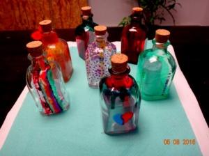 creativitate sticla